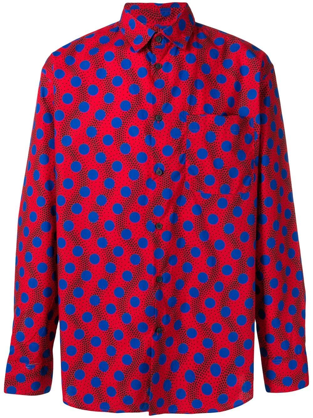 f2ad79430 CLOTHING SHIRTS KENZO F955CH4201KA13